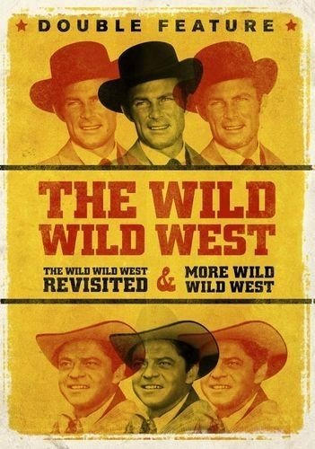 The Wild Wild West Revisited / More Wild Wild West - Double Feature -