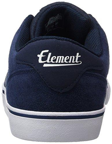 Element Heatley Utbildare I Marinblå Träkol