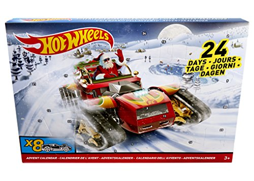 : Hot Wheels 2017 Advent Calendar Vehicle