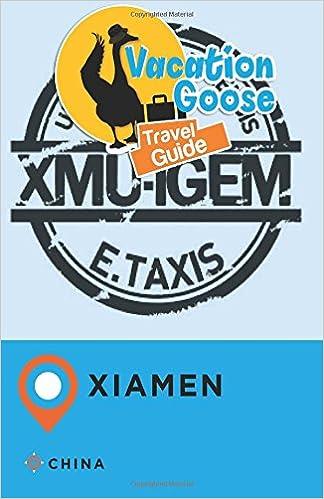 Vacation Goose Travel Guide Xiamen China