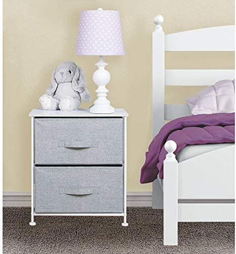 baby products, nursery, furniture, changing, dressing,  chests, dressers 12 on sale mDesign Short Vertical Dresser Storage Tower - Sturdy Steel promotion