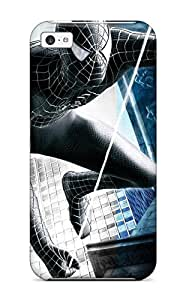 Diushoujuan Shop Awesome Design Dark Spider Man Hard Case Cover For ipod touch4