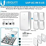 Ubiquiti UAP-AC-IW-5 US 802.11ac UniFi Access Point Enterprise Wi-Fi (5 Pack)