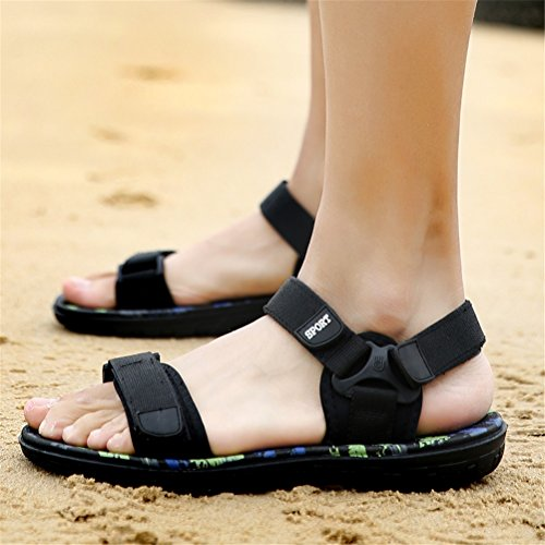 Mens Scarpe uomo Sandali B regolabile spiaggia da tocco Sandali Comfort Comfort 2018 GLSHI estivi da casual xI4q14