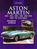 Aston Martin DB2 DB3 DB4 DB5 DB6 Development and Racing