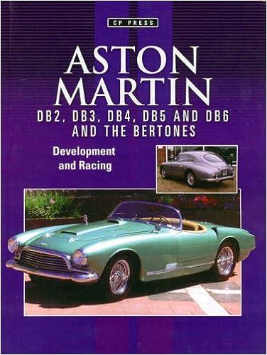 Buy Aston Martin DB To DB The Story Of The Aston - Aston martin db2 price