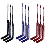 New 3 Pack of Warrior Abyss Sr ice hockey goalie sticks senior wood goal stick