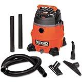 Ridgid WD1450 14-Gallon 6-Horsepower Wet/Dry Vacuum
