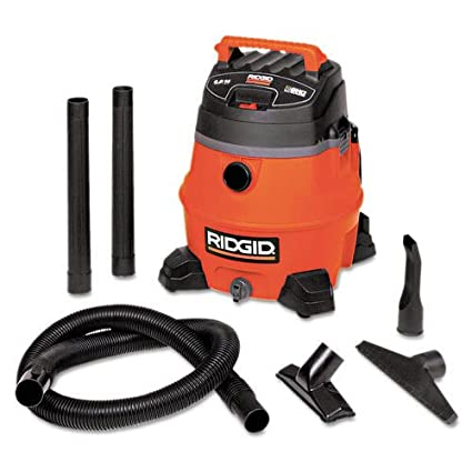 .com: ridgid wd1450 14-gallon 6-horsepower wet/dry vacuum ...