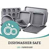 Farberware Nonstick Steel Bakeware Set with Cooling