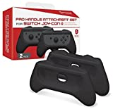 Hyperkin Pro Handle Attachment Set for Nintendo Switch Joy-Con (Black) (2-Pack) Review
