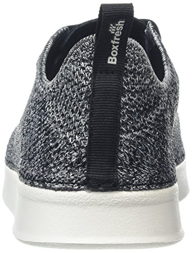 Boxfresh Herren Yansta Sneaker Schwarz (Black)
