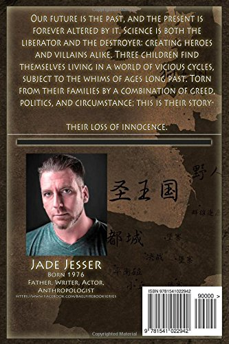 Baelfire: Innocence Lost (Volume 1): Jade Jesser