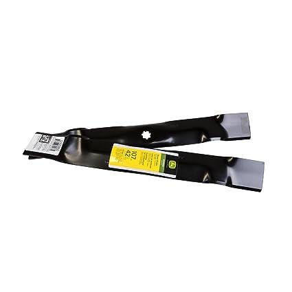 Amazon Com John Deere Original Equipment Mower Blade Kit Gy20850