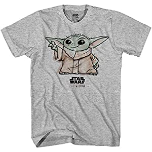 Star Wars Mandalorian Big & Little Boys The Child T Shirt