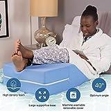 DMI Bed Wedge Ortho Pillow for Leg