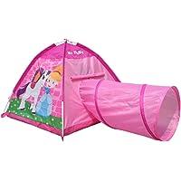 We Camp Pembe Tünelli Midilli Kız Çocuk Oyun Çadırı - Sunman