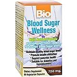 Bio Nutrition Blood Sugar Wellness – 60 Vegetarian Capsules Review