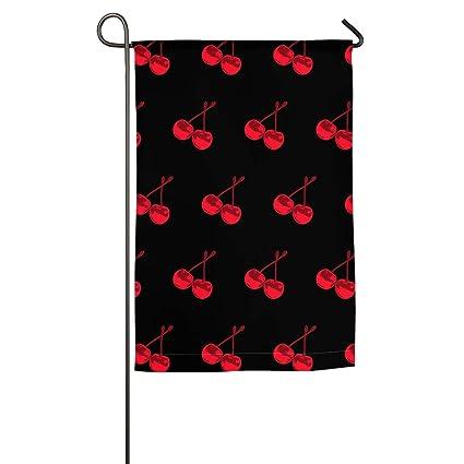 Col1Q Cute Dalmatians Garden Flag