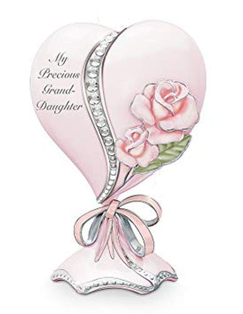 柔らかい ブラッドフォードMy Heart Precious B07DS4RH6W Granddaughter家宝磁器Musical ブラッドフォードMy Heart B07DS4RH6W, ニシムラパワーズ:c2de20ed --- hohpartnership-com.access.secure-ssl-servers.biz