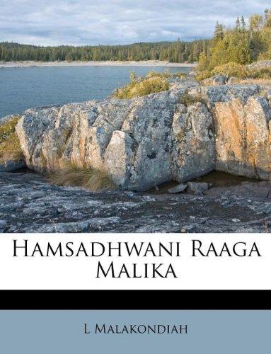 Hamsadhwani Raaga Malika (Telugu Edition)