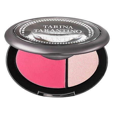 Tarina Tarantino Dollskin Cream Blush and  Pressed Sparklicity Mr. Pink