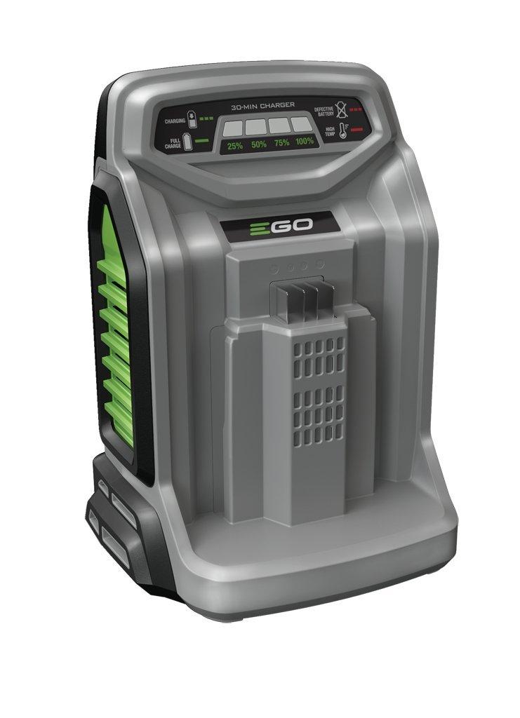 Ego - Cargador rápido Power 56v: Amazon.es: Jardín