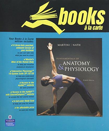 Download Books a la Carte Plus for Fundamentals of Anatomy ...