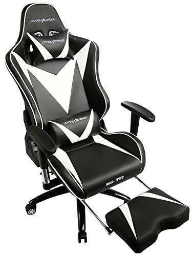 51f4v8NeDXL - GTracing Office Chair High Back Racing chair Style Gaming Chair Recliner Napping Chair with Footrest