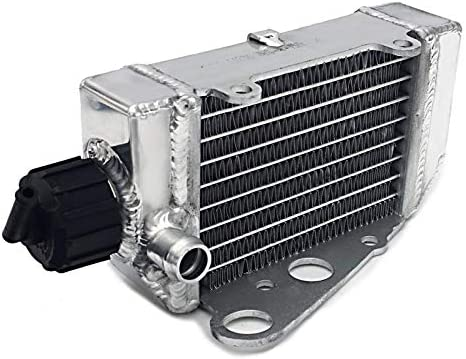 K/ühler Radiator Links f/ür KTM SX 50 12-19