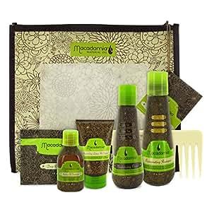 Macadamia Natural Oil Luxe Travel Set