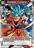Strategies of Universe 7 - TB01-023 - UC - The Tournament Of Power