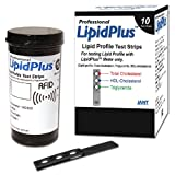 Jant Pharmacal MD530 Lipid Profile Test Strips, Box of 10 Measures: