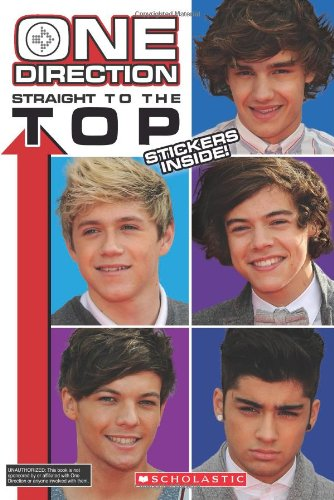 One Direction: Straight to the Top! pdf