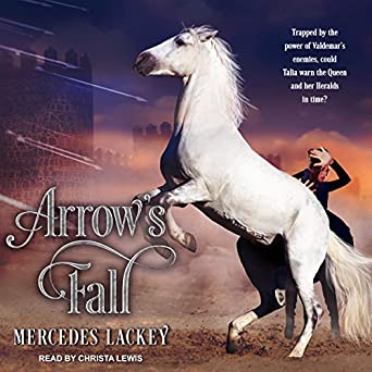 Arrow's Fall by Mercedes Lackey fantasy book reviews