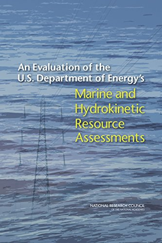 An Evaluation of the U.S. Department of Energy's Marine and Hydrokinetic Resource ()
