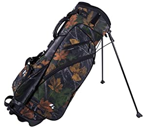 Pinemeadow Hunter Camouflage Golf Bag