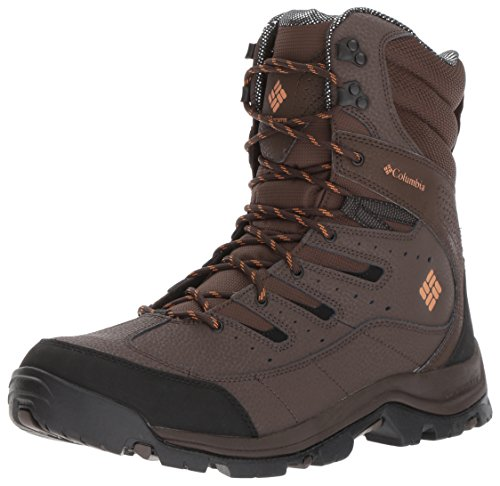 Leather Gold Men's Heat Plus Columbia Shoe Omni Canyon Hiking Gunnison Cordovan dtwqCxCv
