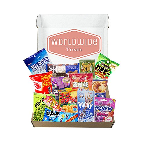Taste of Asia Snack Mix Package