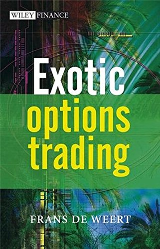 Exotic Options Trading by Wiley