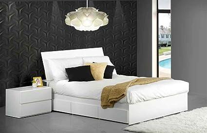 Amazoncom Nexera 3 Pc Eco Friendly Bedroom Set Kitchen