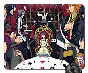Heart No Kuni No Alice Mouse Pad, Mousepad (10.2 x 8.3 x 0.12 inches)