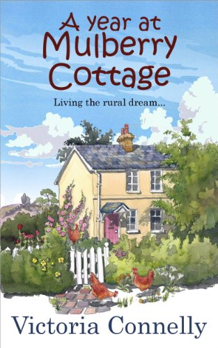 book cover of A Year at Mulberry Cottage