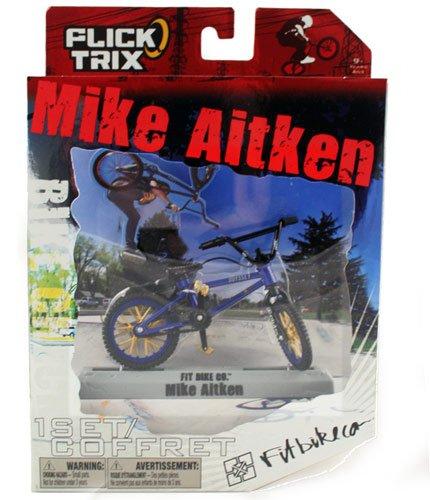 Flick Trix Mike Aitken Bike Check [Fitbikeco]