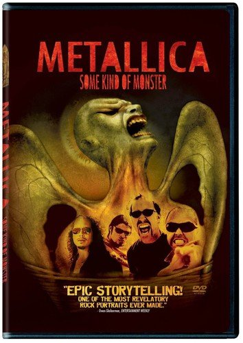 Price comparison product image Metallica-Some Kind of Monster
