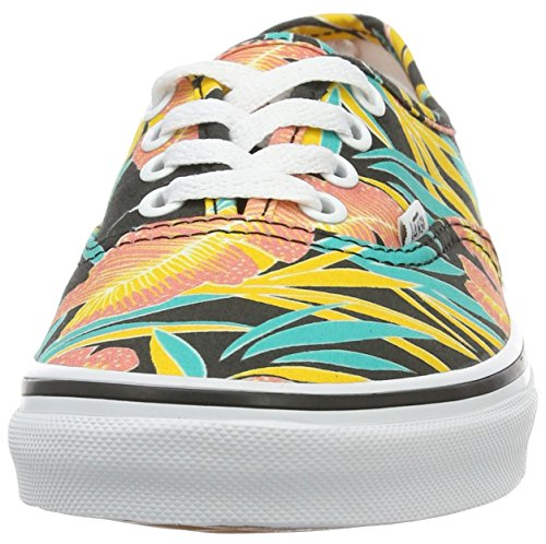 EU Vans Femme Violet Authentic Tropical UA 37 Leaves Noir Basses Baskets qUwAO0qZ