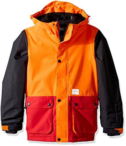 Oneill Snowboard Jackets (O'Neill Boys Hawking Jacket, Exuberance, Size 14)