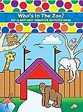 Do A Dot Art Zoo Animals Creative Coloring Book