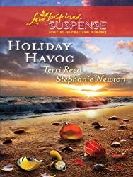 Holiday Havoc: Yuletide Sanctuary\Christmas Target (Steeple Hill Love Inspired Suspense)