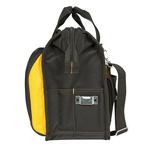 Dewalt Dgl573 Lighted Technician S Tool Bag 41 Pocket